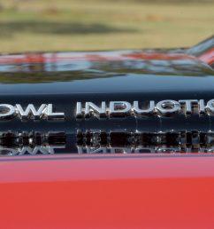 1970 chevelle ls6 cowl hood emblem [ 2048 x 1362 Pixel ]