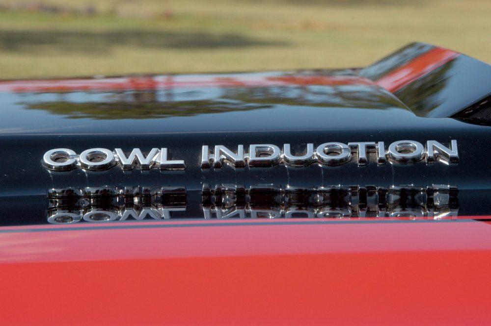 medium resolution of 1970 chevelle ls6 cowl hood emblem