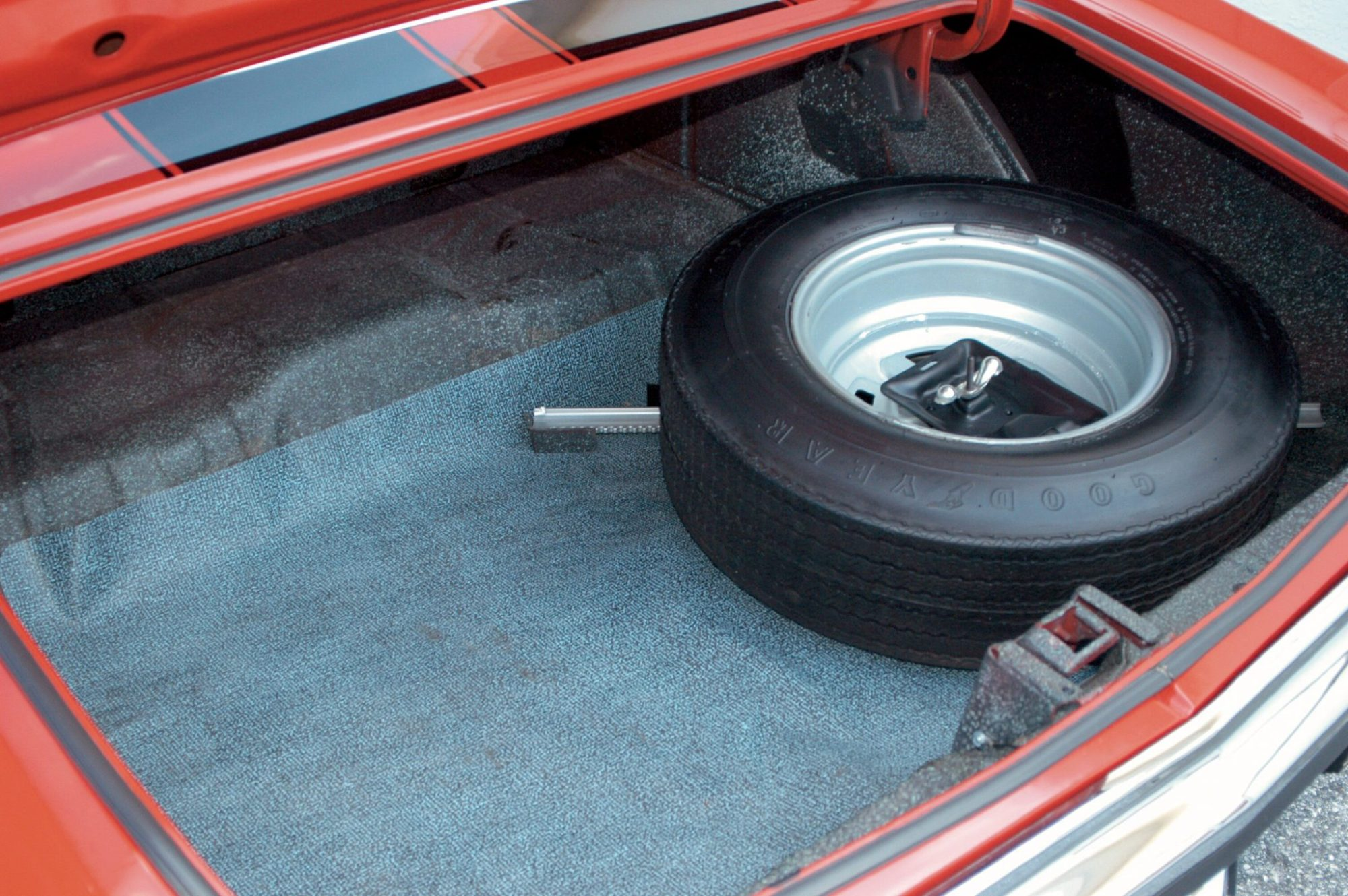 hight resolution of 1970 chevelle ls6 trunk