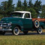 1955 Chevrolet 3100 5 Window Pickup Truck Heacock Classic Insurance