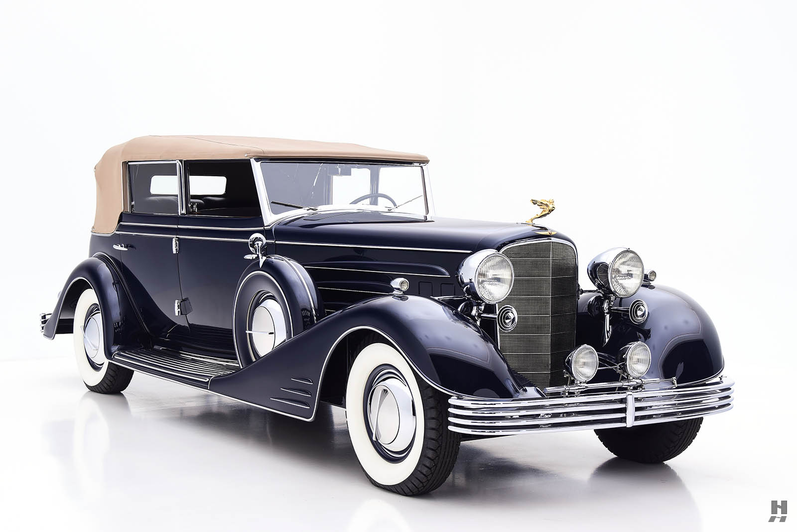 1933 Cadillac V16 All Weather Phaeton  Heacock Classic