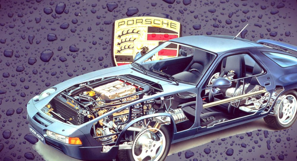 medium resolution of the presumption that the only real porsche is a rear engined air cooled porsche hasn t always been the axiom in zuffenhausen point in fact the very first