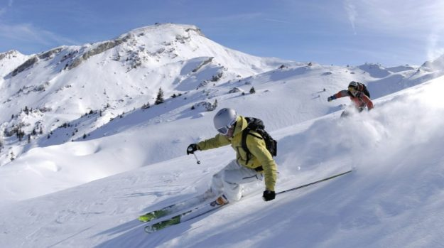 Knee Injuries in Skiing