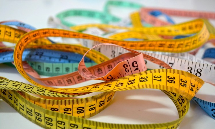 """Various measuring scales are shown. Scales help us measure performance quality and can help us """"measure up""""."""