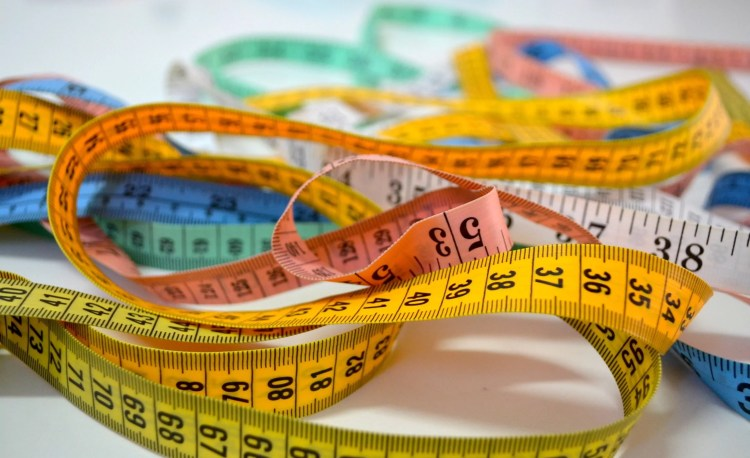 "Various measuring scales are shown. Scales help us measure performance quality and can help us ""measure up""."