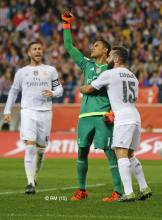 Dani and Sergio grateful for Navas