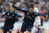 Modric can't catch Cris