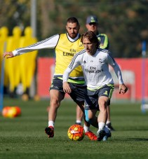 Luka and Benz