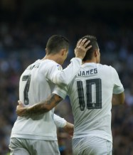 Cristiano and James