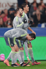 Jese, Varane, Ronaldo
