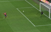 Griezmann penalty