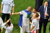 Pepe Ronaldo Modric