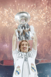 Modric and fireworks