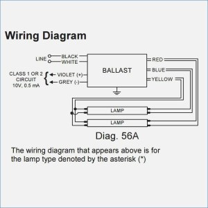 0 10v Dimming Ballast Wiring Diagram Download | Wiring