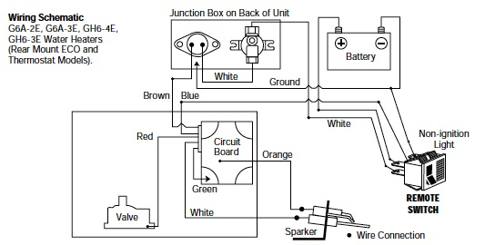 Ao Smith Hot Water Heater Thermostat Wiring Diagram