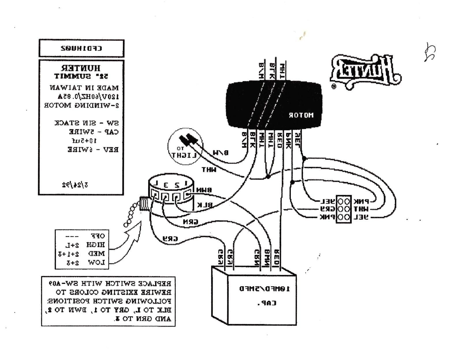 Ceiling Fan Wiring Diagram 3 Speed Gallery