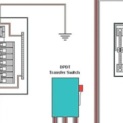 Generac 200 Amp Transfer Switch Wiring Diagram Cat5 568b Automatic Sample | Collection