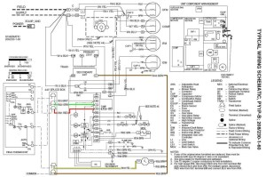 Goodman Heat Pump Package Unit Wiring Diagram Gallery | Wiring Collection