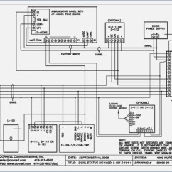 Nurse Call Wiring Diagram Heat Thermostat Gas Jeron