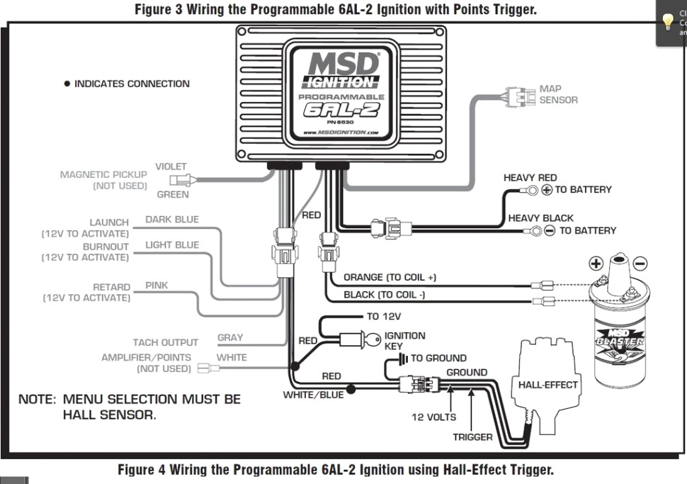 Msd Wire Diagram Start Easy. Wiring. Wiring Diagrams