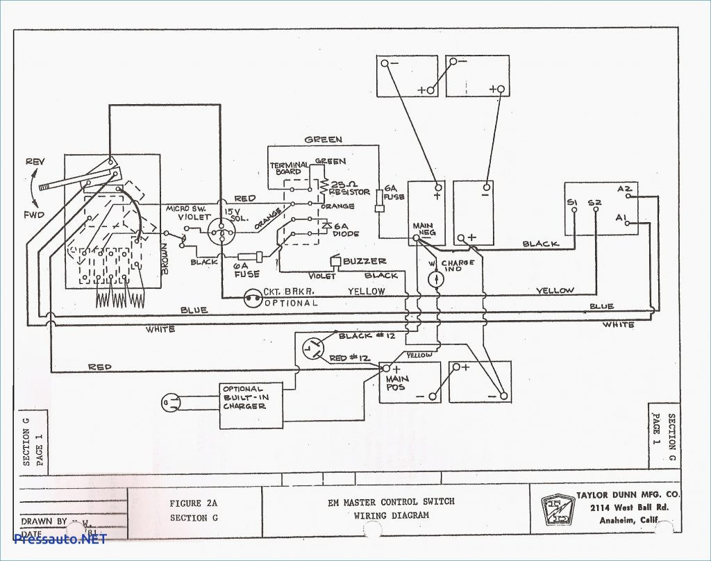 Taylor Dunn Wiring Diagram Download