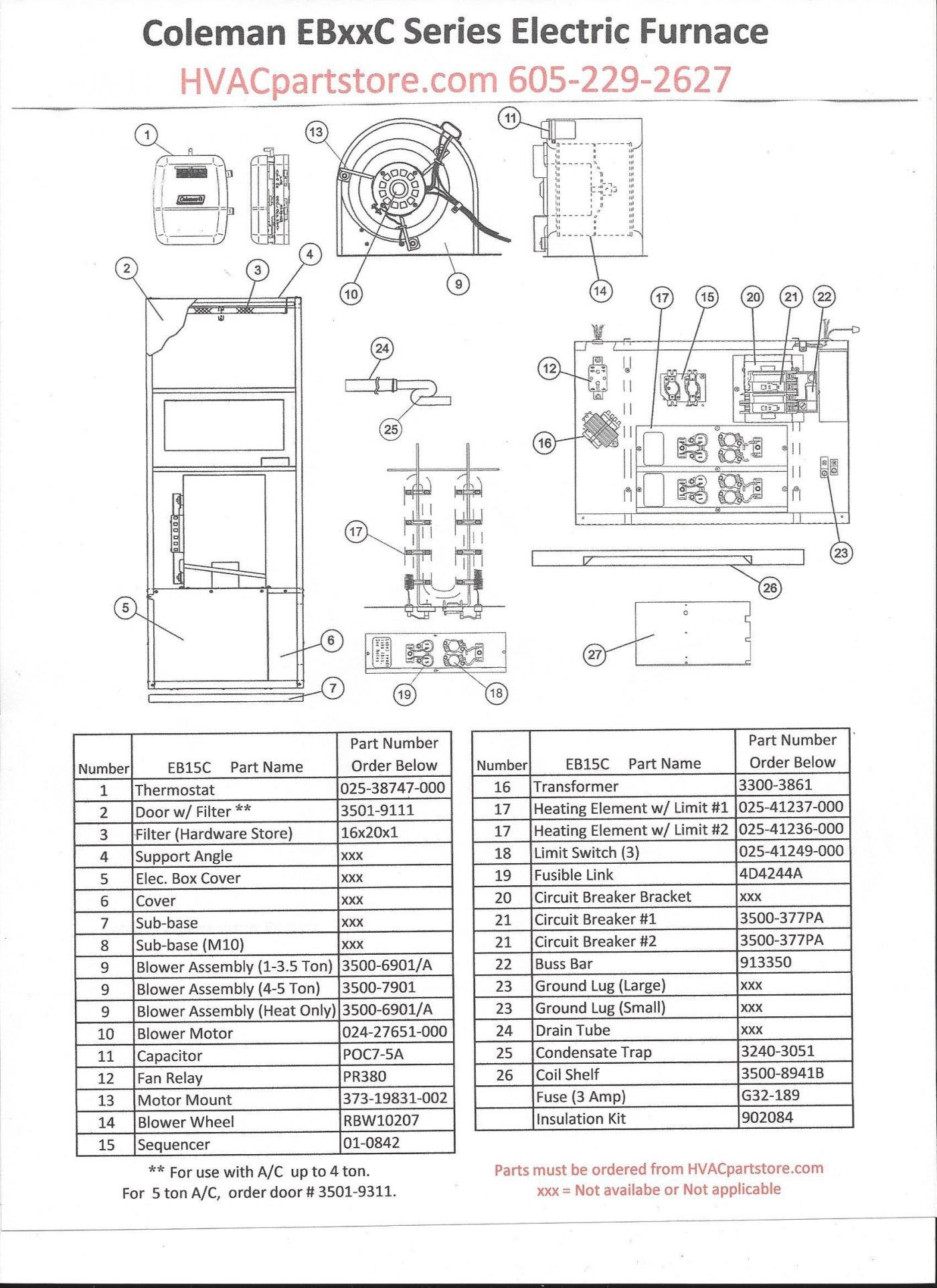 tempstar furnace parts diagram e46 wiring heat pump download collection