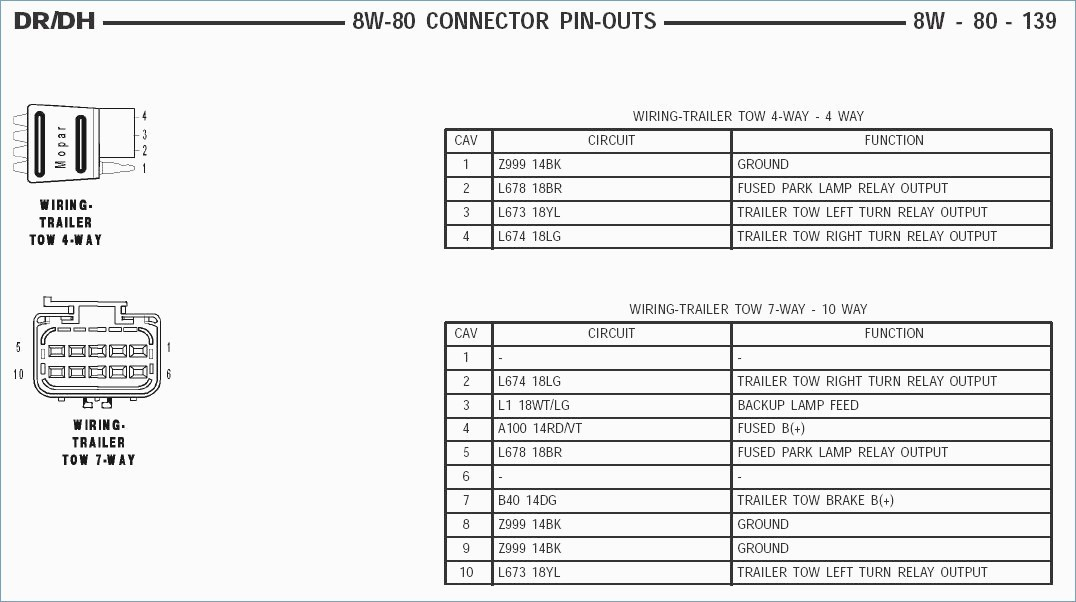 2001 Dodge Ram 2500 Stereo Wiring Diagram Collection