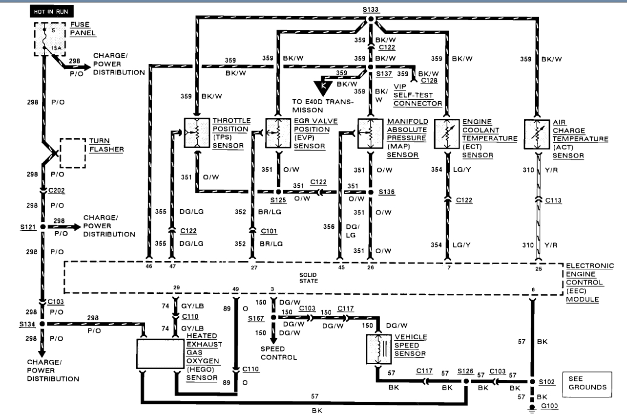 Ford F350 Wiring Diagram Collection