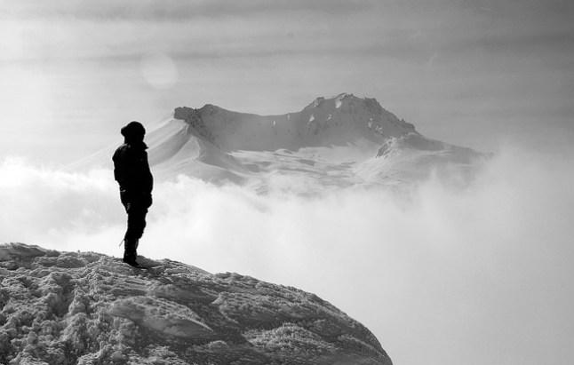 samotność góry