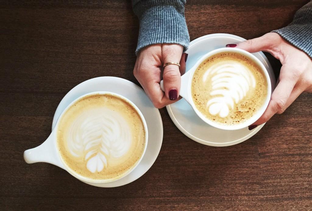pozytywne myślenie - kawa dobra na wszystko