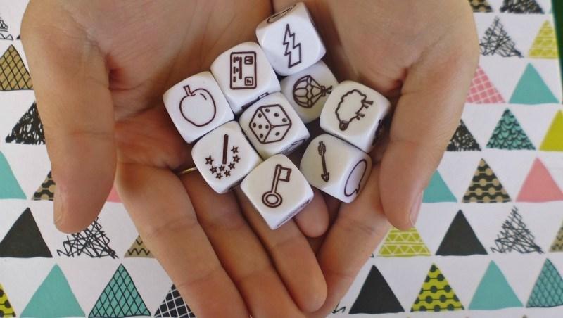 Story Cubes - gra na kreatywność