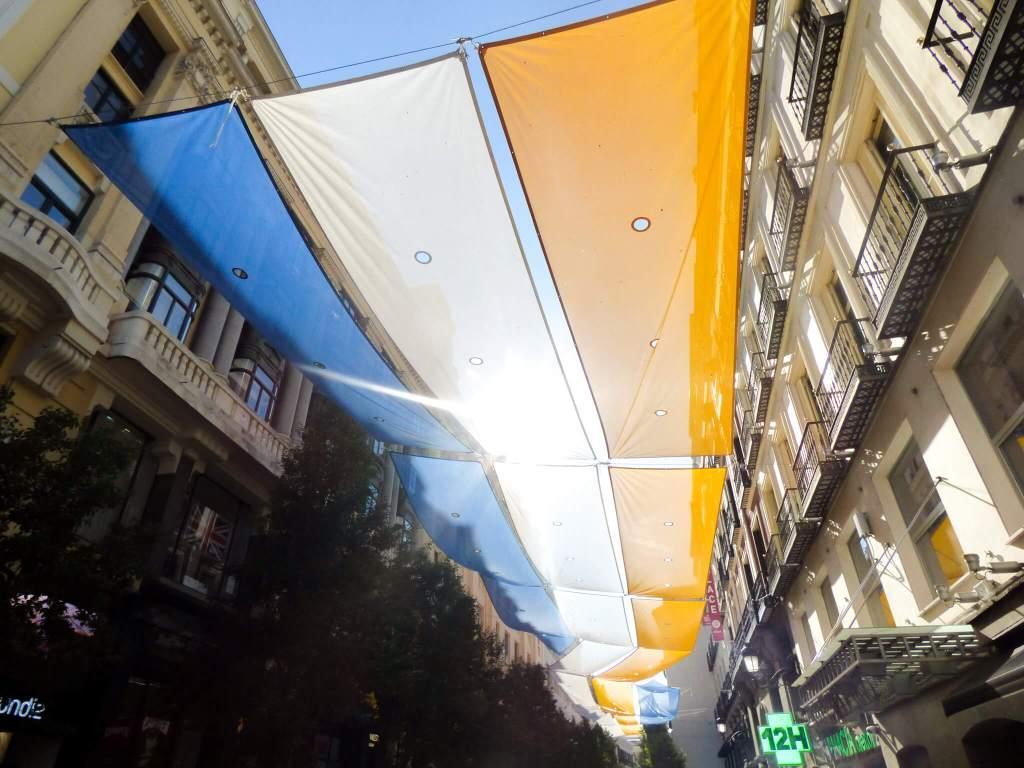 Madryt w Hiszpanii - Stare miasto - Hiszpania w zdjęciach