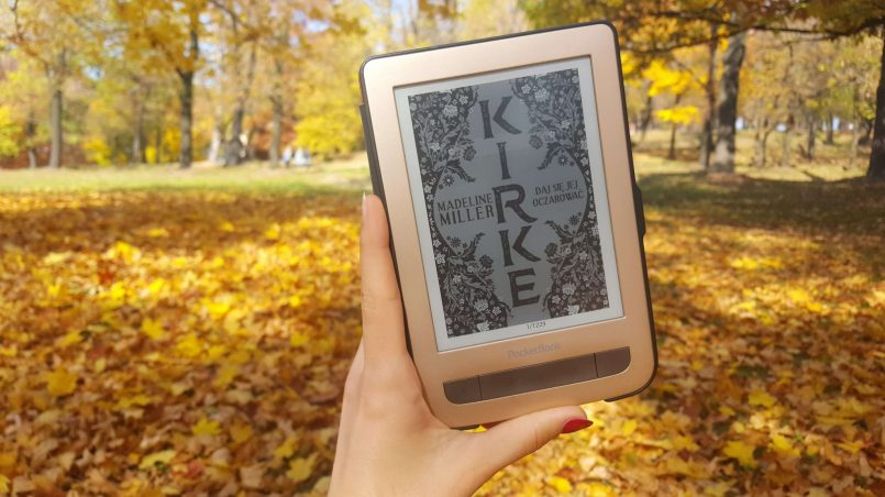 Kirke Madeline Miller - recenzja - Young Adult, science fiction i trochę mitologii
