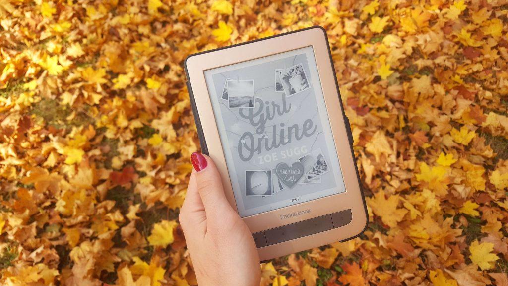 Young adult - Girl Online recenzja