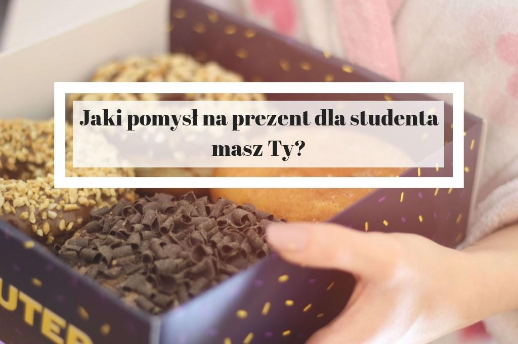 pomysł na prezent dla studenta do 50 zł - co kupić na prezent dla studenta