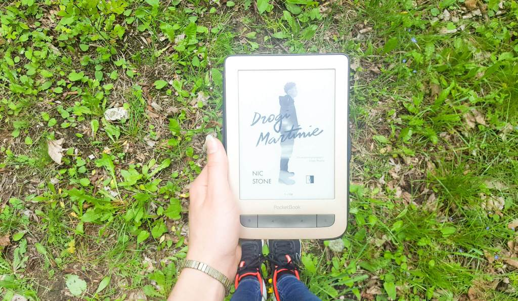 książki Young Adult - Drogi Martinie