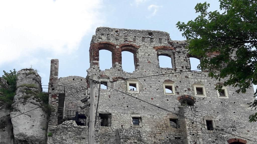 piękne zamki w Polsce - zamek w Ogrodzieńcu