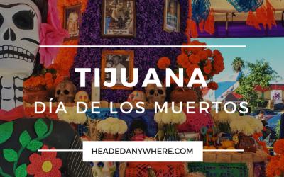 Día de los Muertos in Tijuana, Mexico