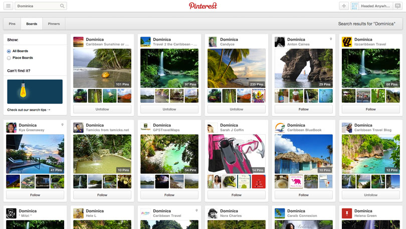 Dominica Board Search Results on Pinterest