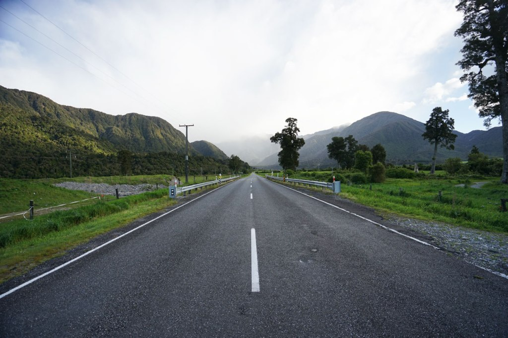 How to Make this Your Year of Adventure Road Trip South Island New Zealand