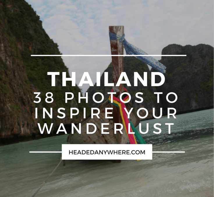 Photo Break – The Beauty of Thailand