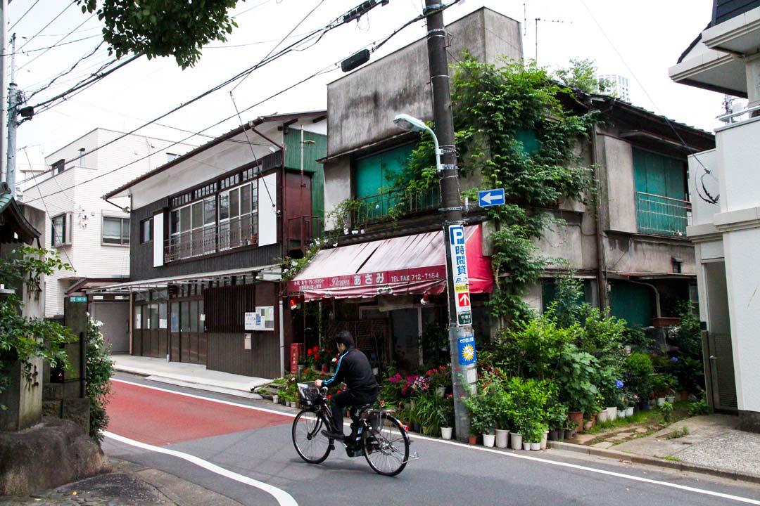 Tokyo Bicyclist