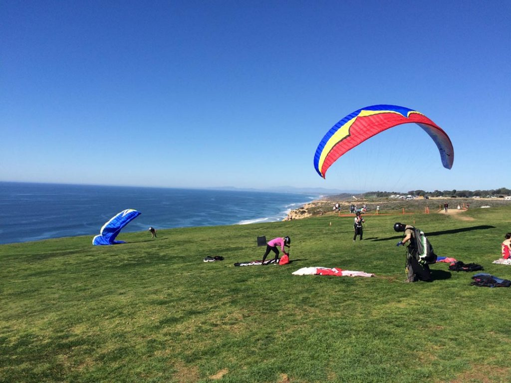 How to Make this Your Year of Adventure Torrey Pines Gliderport