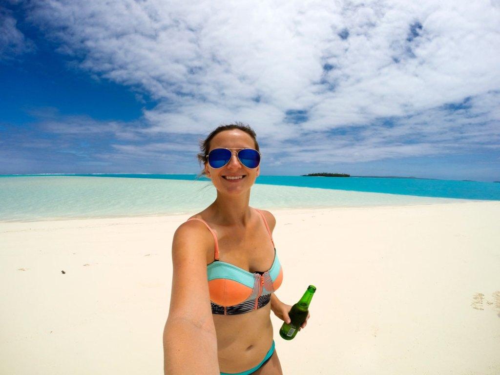 Selfie on Heaven on Earth