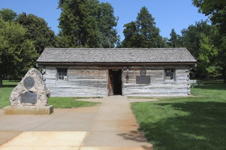 Pony Express Post Office, Nebraska