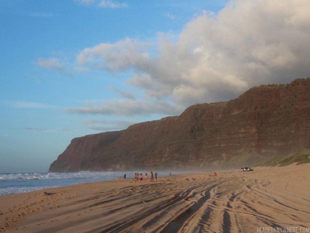 Polihale Beach, Kauai