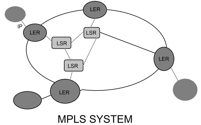 MPLS SYSTEM