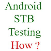 Android STB Tester