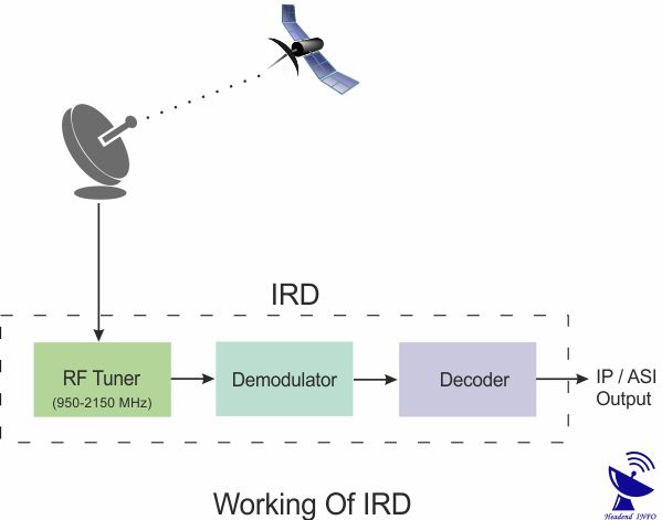 how ird works