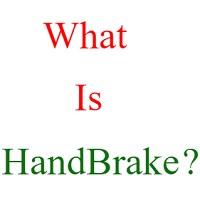 what is handbrake